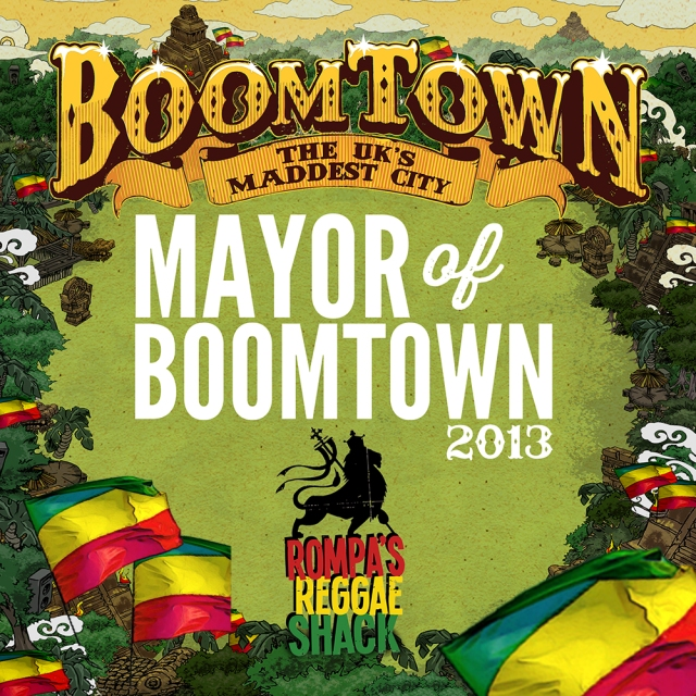 Mayor_Of_BoomTown_Reggae_Mixtape Cover